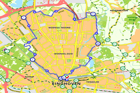 Rondje Eindhoven