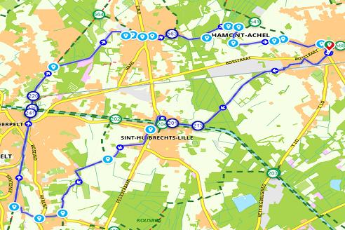 Rondje Overpelt